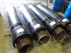 Концевые элементы трубопровода