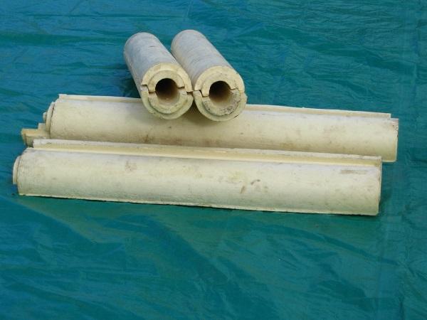 скорлупа ППУ для труб