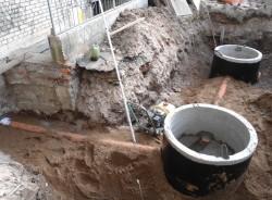 строительство канализаций